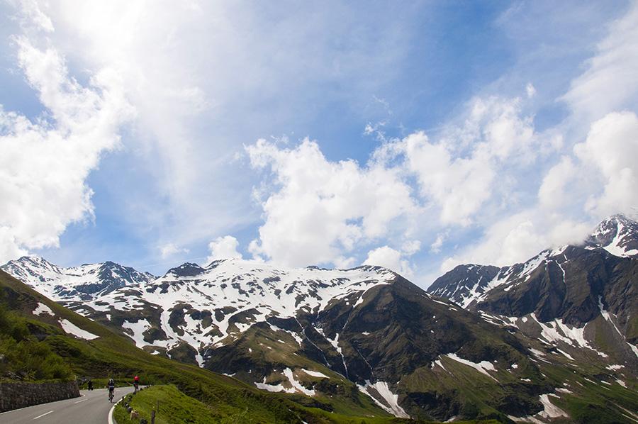 Панорамная дорога Großglockner High Alpine Road