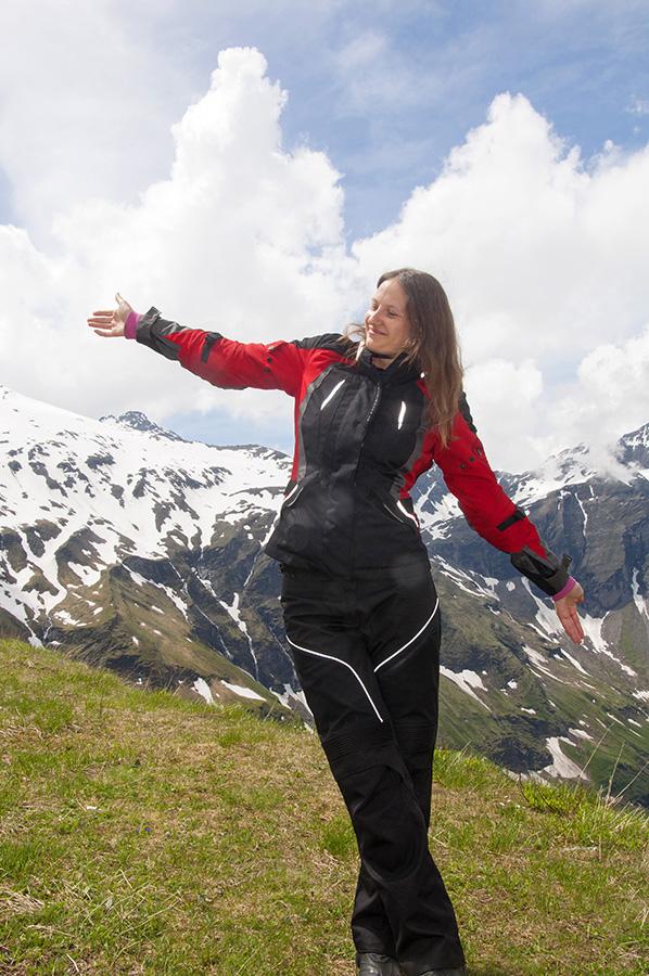 Нереальная красота горной вершины на Гросглокнер