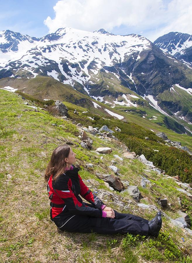 Панорамная дорога Großglockner High Alpine Road является одной из самых знаменитых горных дорог в мире