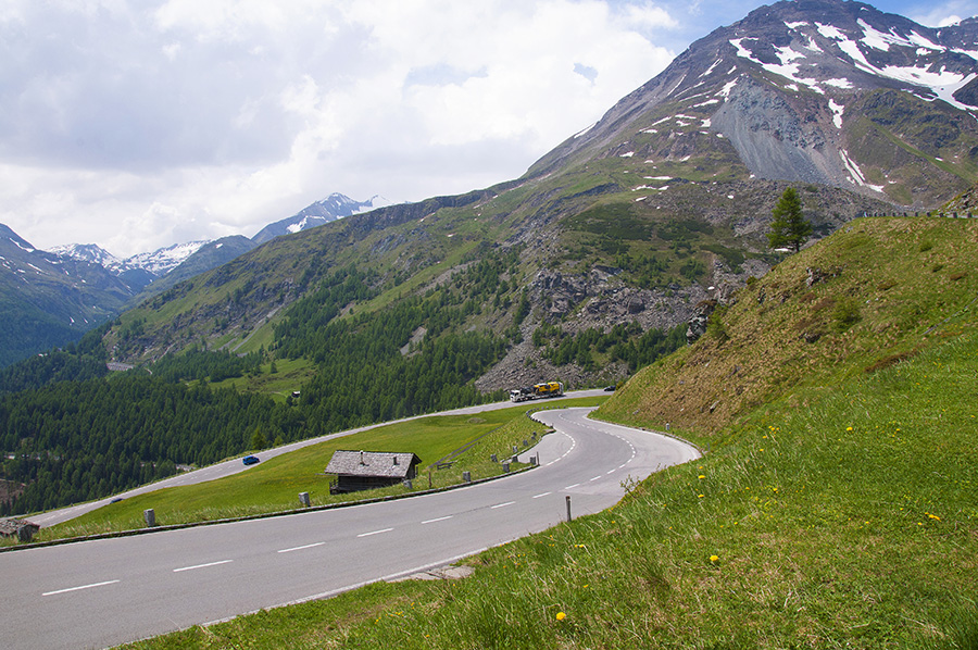 Панорамная дорога Гросглокнер