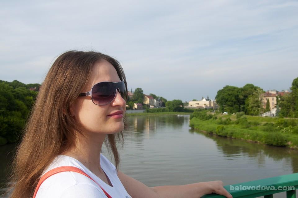 Польша, парк