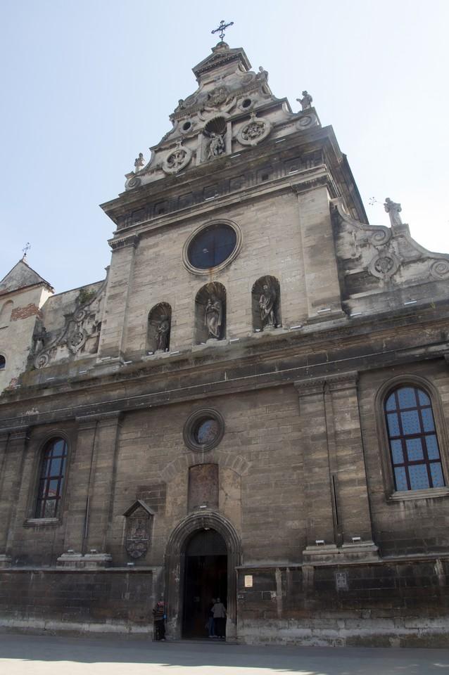 Церковь св. Андрея во Львове