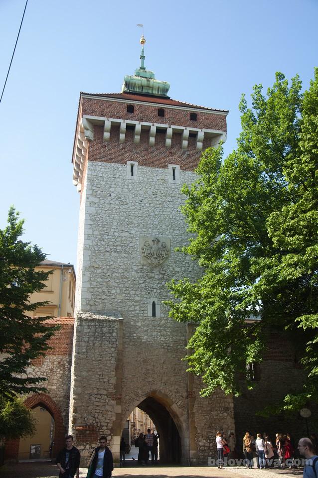 Флорианская башня