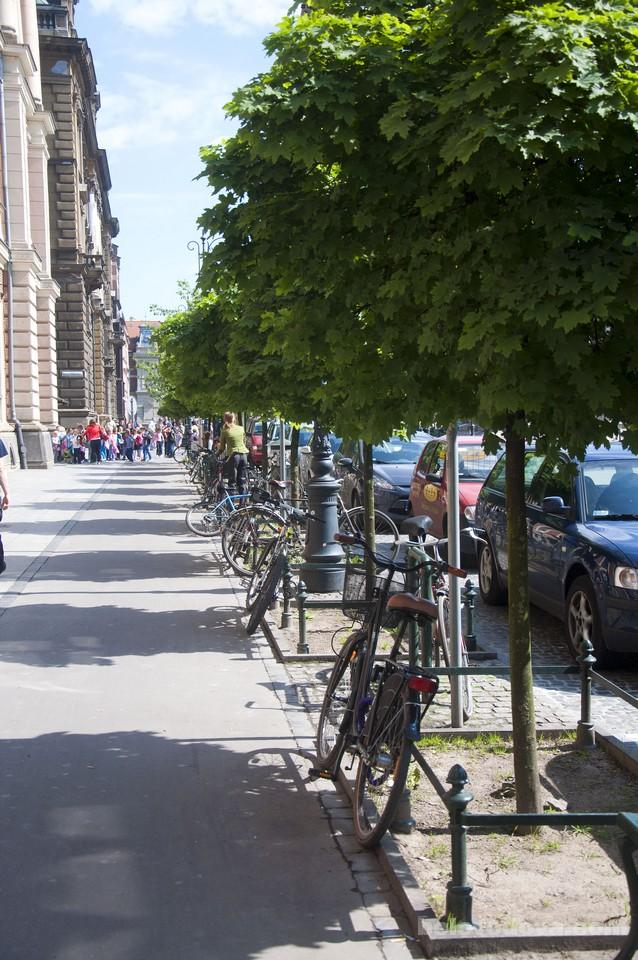 велосипеды в Кракове