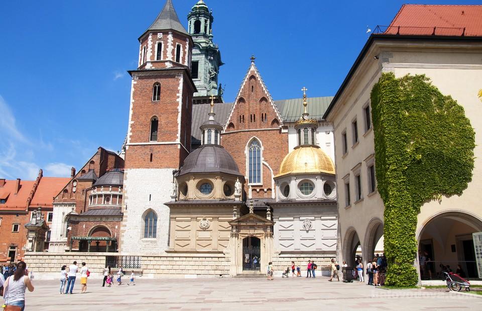 Вавельский кафедральный собор