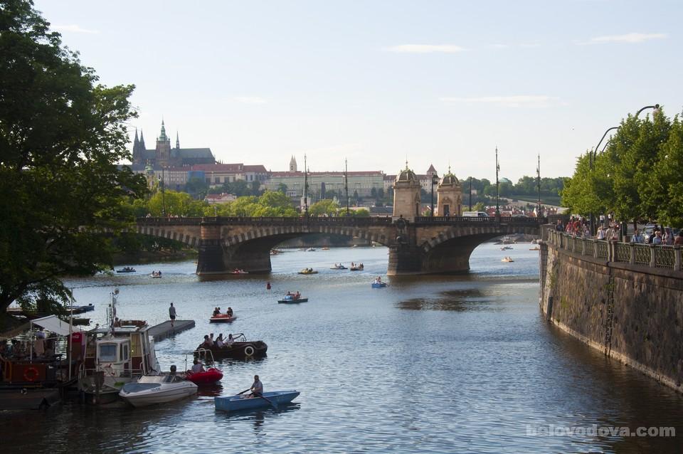 view_river_Vltava