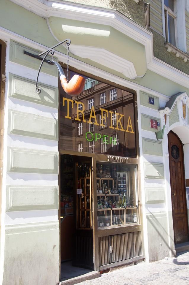 trafika_Praha