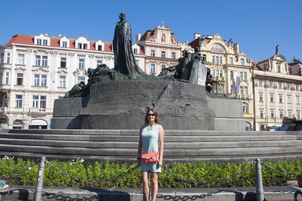 Jan_Hus_Monument