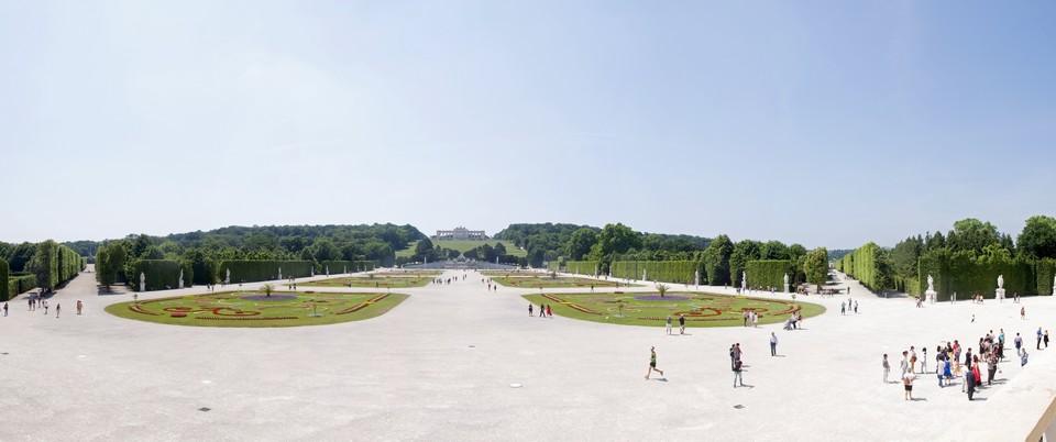 panorama_Schoenbrunn